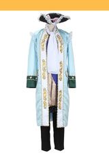 Hetalia France Formal Cosplay Costume