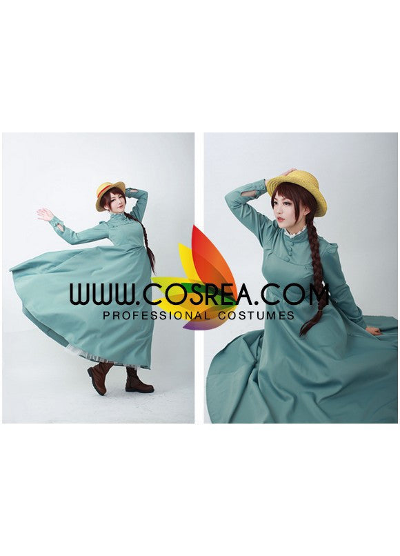 Howl's Moving Castle Sophie Cosplay Costume - Cosrea Cosplay