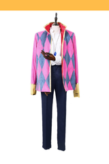 Howl's Moving Castle Wizard Howl Cosplay Costume
