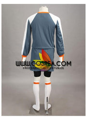 Inazuma Eleven Raimon High School Goalie S2 Cosplay Costume - Cosrea Cosplay