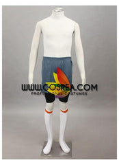 Inazuma Eleven Raimon High School Goalie S2 Cosplay Costume