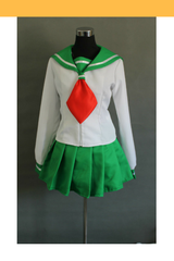 Inuyasha Kagome Uniform Cosplay Costume
