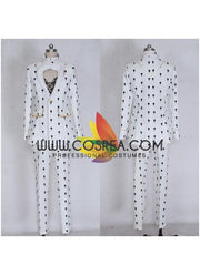 Cosrea F-J JoJo's Bizarre Adventure Blono Bruno Bucciarati Golden Wind Cosplay Costume