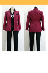 Ace Attorney 4 Klavier Gavin Cosplay Costume