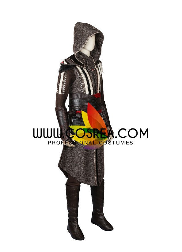 Assassin's Creed Cal Lynch Textured Fabric Version Cosplay Costume - Cosrea Cosplay