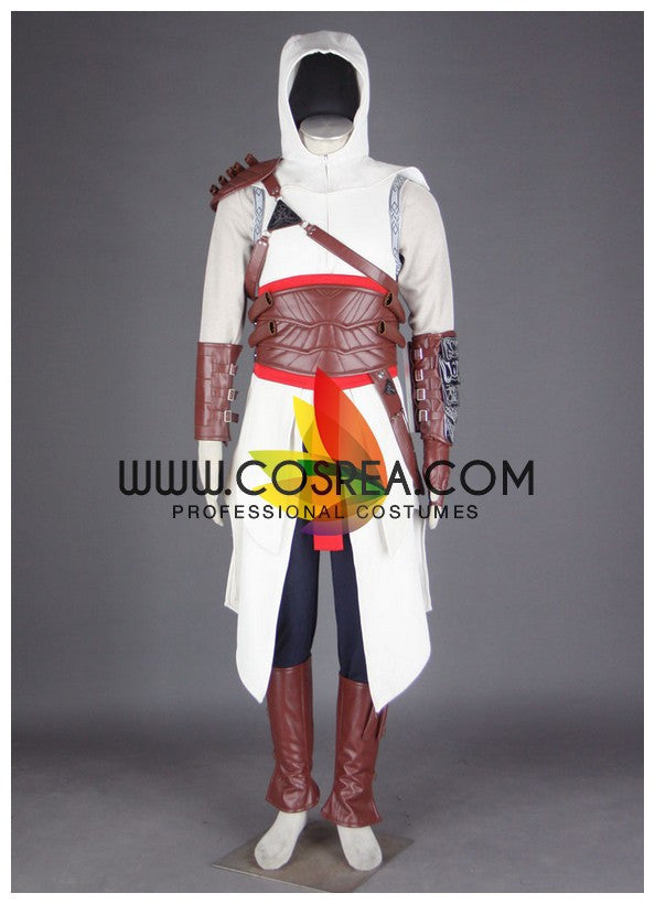 Cosrea Games Assassin's Creed I Altair Cosplay Costume