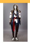 Cosrea Games Assassin's Creed III Connor Cosplay Costume