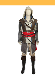 Assassin's Creed IV Black Flag Cosplay Costume - Cosrea Cosplay