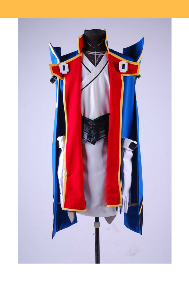 BlazBlue Chrono Phantasma Cosplay Costume - Cosrea Cosplay