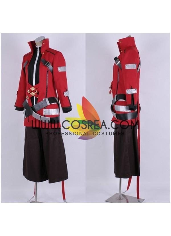 BlazBlue Ragna The Bloodedge Cosplay Costume - Cosrea Cosplay