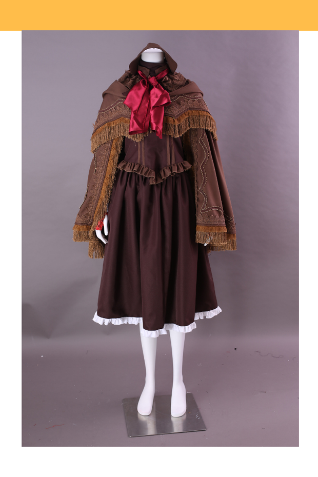 Bloodborne The Doll Cosplay Costume - Cosrea Cosplay