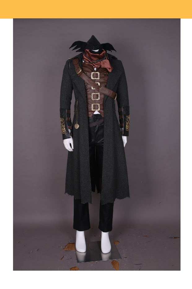 Bloodborne The Hunter Cosplay Costume - Cosrea Cosplay