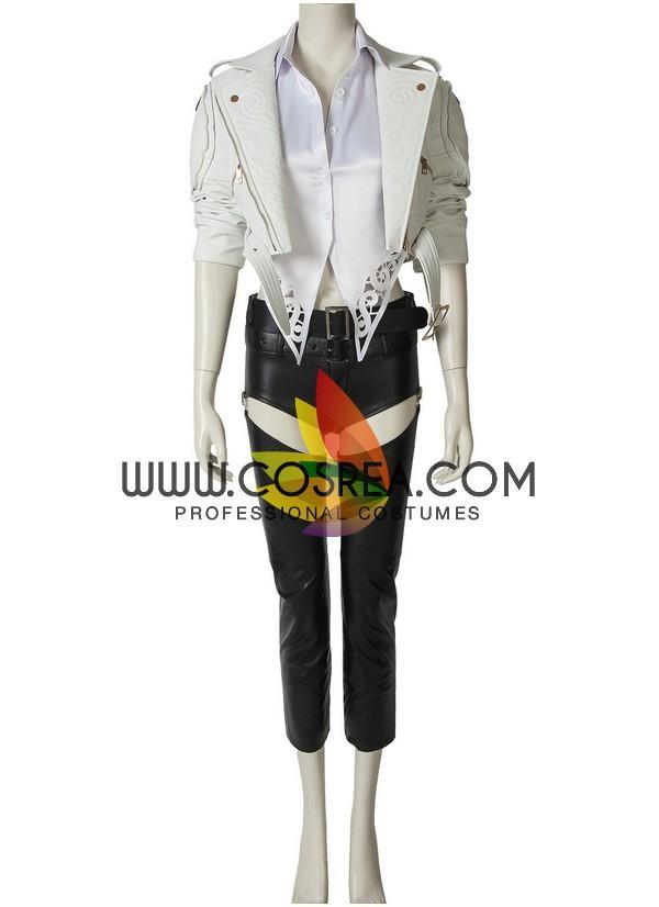Devil May Cry 5 Lady Cosplay Costume - Cosrea Cosplay