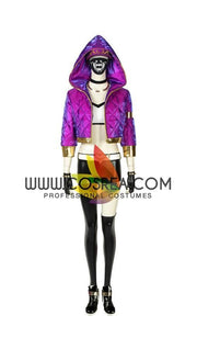 League Of Legend KDA Akali Cosplay Costume - Cosrea Cosplay