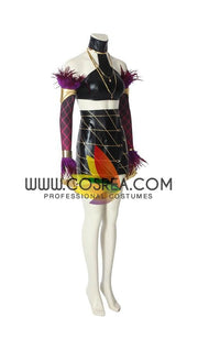 League Of Legend KDA Evelynn Cosplay Costume - Cosrea Cosplay