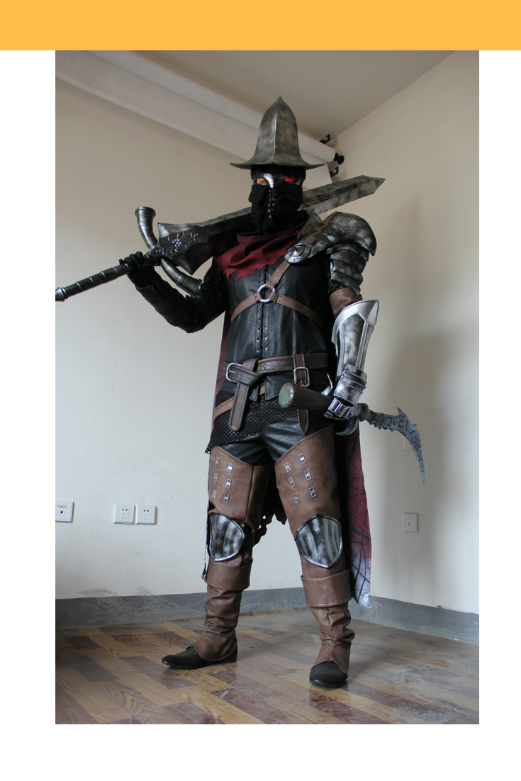 Dark Souls Abyss Watchers Custom Cosplay Costume