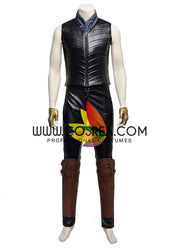 Devil May Cry 3 Vergil Cosplay Costume - Cosrea Cosplay