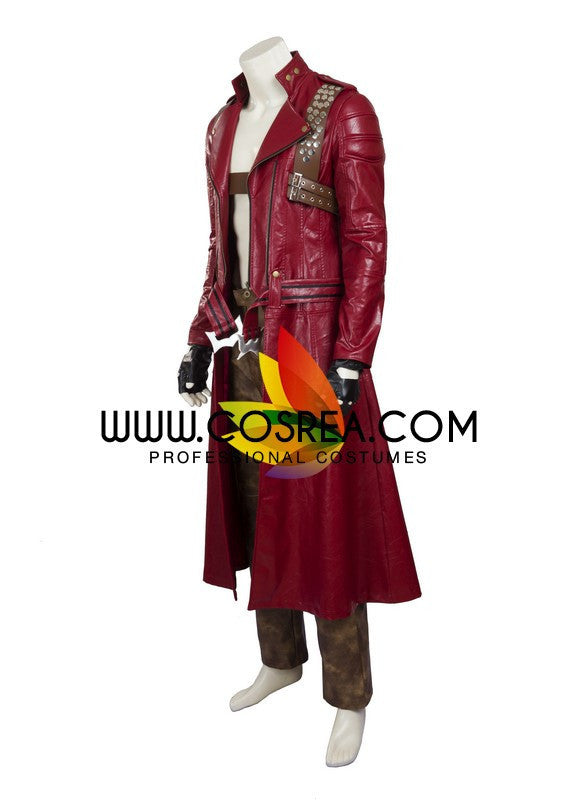 Devil May Cry Dante's Awakening Complete Cosplay Costume - Cosrea Cosplay