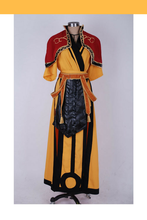 Cosrea Games Diablo 3 Female Monk Fabric Cosplay Costume