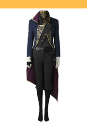 Dishonored Emily Kaldwin Imperial Cosplay Costume - Cosrea Cosplay