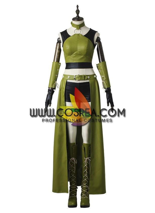 Dragon Quest Martina Cosplay Costume - Cosrea Cosplay