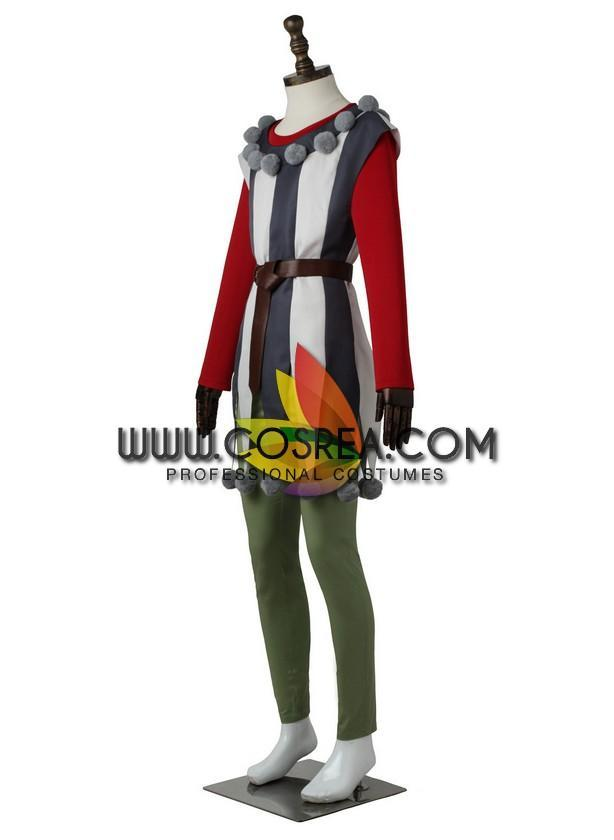Dragon Quest Sylvia Cosplay Costume - Cosrea Cosplay