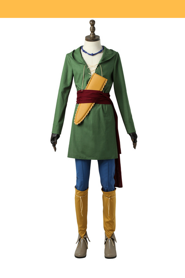 Cosrea Games Dragon Quest XI Erik Cosplay Costume