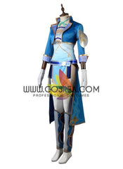 Dynasty Warrior 8 Xin Xianying Cosplay Costume