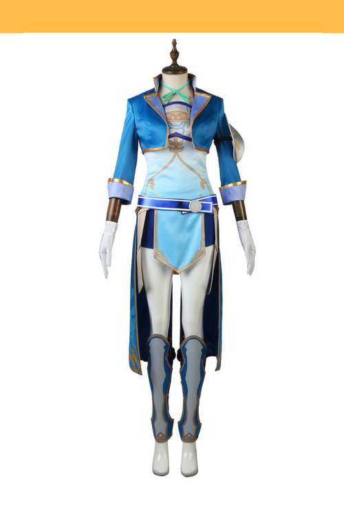 Cosrea Games Dynasty Warrior 8 Xin Xianying Cosplay Costume