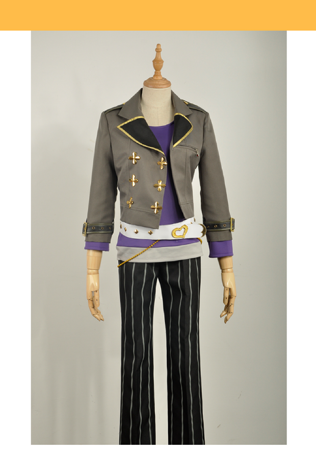Ensemble Stars Kuro Kiryu Cosplay Costume - Cosrea Cosplay