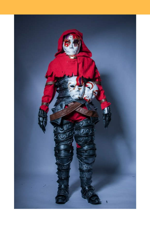 Cosrea Games Fable Jack The Blade Custom Cosplay Costume