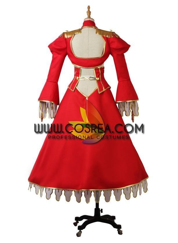 Fate Encore Saber Nero Cosplay Costume - Cosrea Cosplay