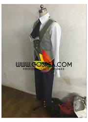 Fate Grand Order Henry Jekyll Cosplay Costume - Cosrea Cosplay
