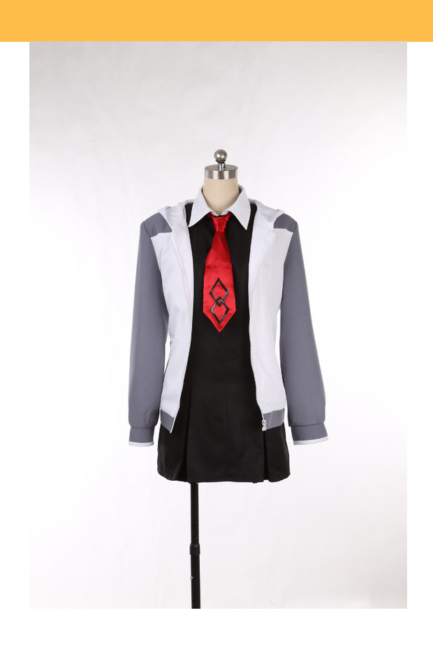 Fate Grand Order Mashu Kyrielight Cosplay Costume - Cosrea Cosplay