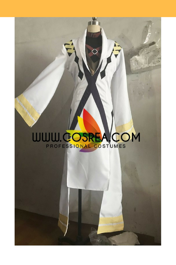 Fate Grand Order Paracelsus Cosplay Costume