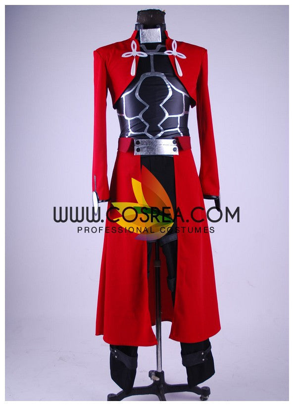 Cosrea Games Fate Stay Night Archer Cosplay Costume