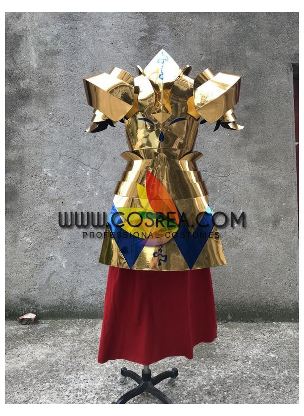 Fate Gilgamesh Veneer Gold Cosplay Costume - Cosrea Cosplay
