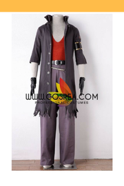Final Fantasy 13 2 Snow Villiers Cosplay Costume - Cosrea Cosplay