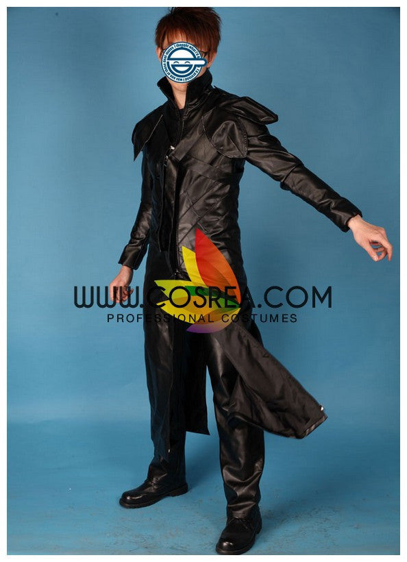 Final Fantasy Advent Children Yazoo Cosplay Costume - Cosrea Cosplay