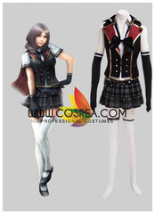Final Fantasy Type 0 Akademeia Uniform Cosplay Costume