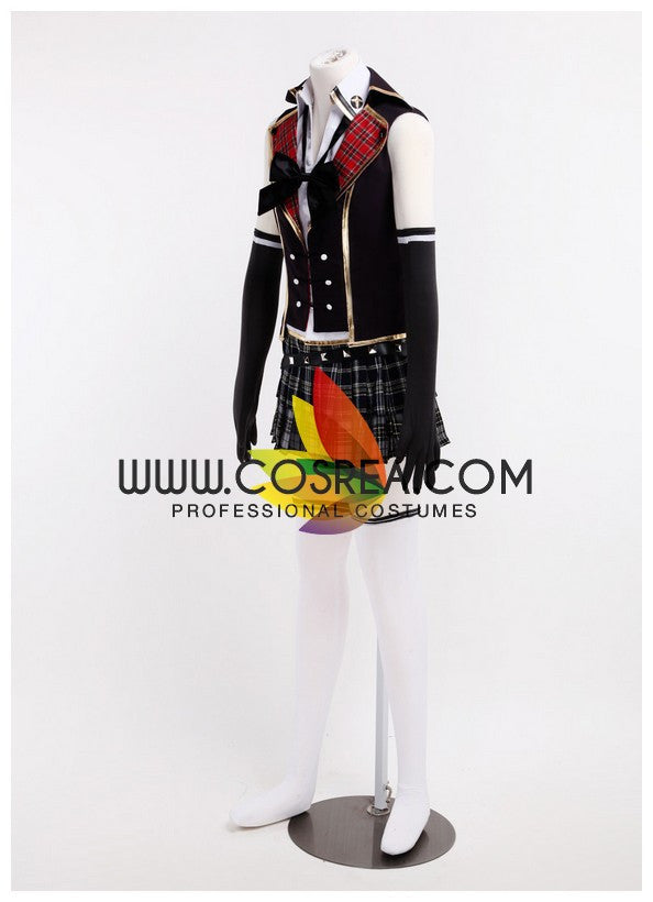 Final Fantasy Type 0 Akademeia Uniform Cosplay Costume - Cosrea Cosplay