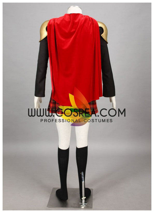 Cosrea Games Final Fantasy Type 0 Deuce Cosplay Costume