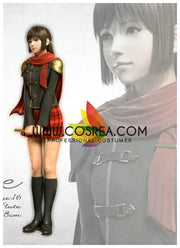 Final Fantasy Type 0 Deuce Cosplay Costume - Cosrea Cosplay