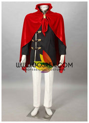 Final Fantasy Type 0 Machina Cosplay Costume - Cosrea Cosplay
