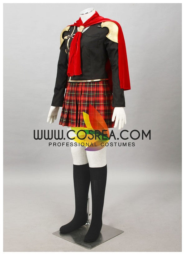 Final Fantasy Type 0 Queen Cosplay Costume - Cosrea Cosplay