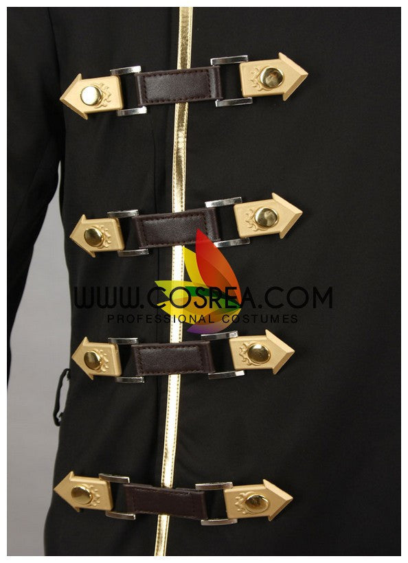 Cosrea Games Final Fantasy Type 0 Trey Cosplay Costume