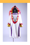 Cosrea Games Final Fantasy X2 White Mage Cosplay Costume