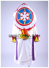 Final Fantasy X2 White Mage Cosplay Costume