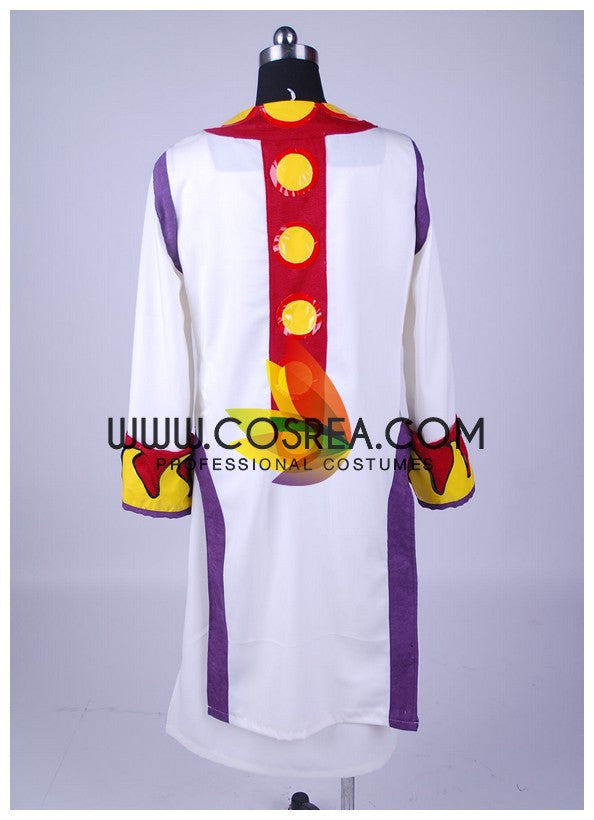Final Fantasy X2 White Mage Cosplay Costume - Cosrea Cosplay