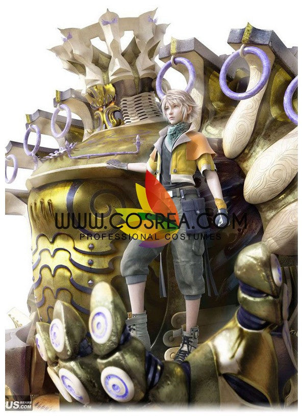 Final Fantasy XIII Hope Cosplay Costume - Cosrea Cosplay